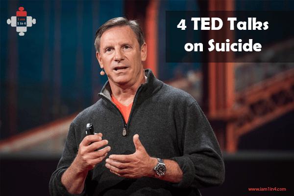 4 Ted Talks On Suicide Pinterest Mental Health Mental Health