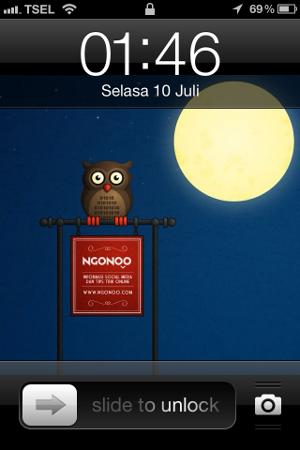 NGONOO-hoot 'Night' by... Me. Hehehe...
