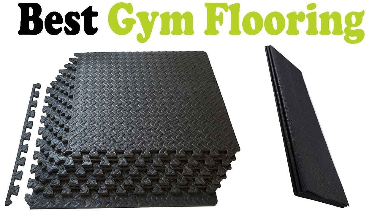 5 Best Gym Flooring 2018 Gym flooring, Best gym, Gym