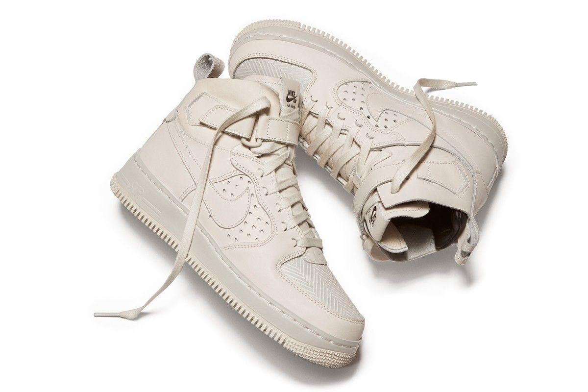 Rochambeau x NikeLab Air Force 1 Hi CMFT Tech Craft   Call