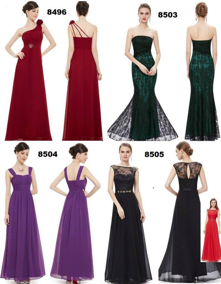 Vestidos de gala largos baratos mercadolibre