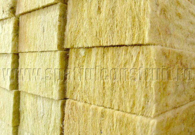 Insulating Materials Materiale Termoizolante Mineral Wool Insulation Termoizolatie Din Vata Minerala Bazaltica Foil Insulation Insulation Wood