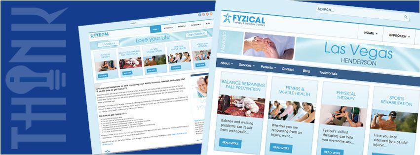 Responsive Website Design Fyzical Franchise With Store Locator Sarasota Fl Website Design Responsive Website Design Sarasota