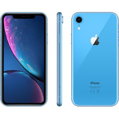Apple Iphone Xr64 Gb Blue 4g Lte Iphone Iphone Price Apple Mobile