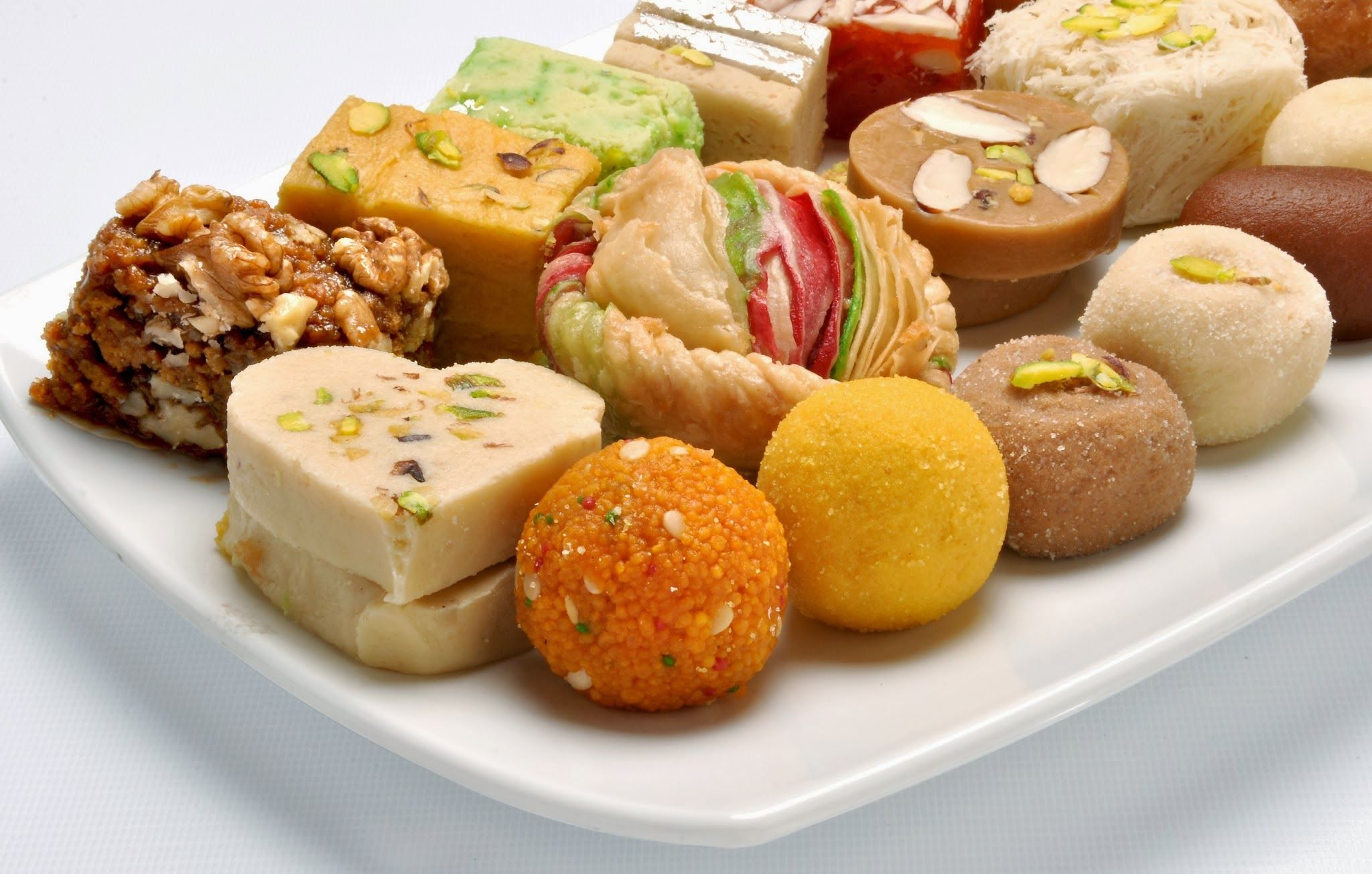 For a joyous festival like Navratri sweets is just the