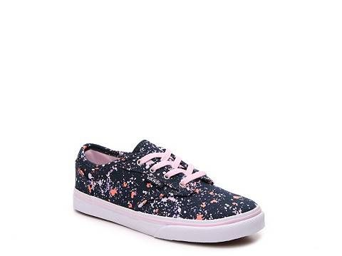 095783a034 Vans Atwood Splatter Girls Toddler & Youth Sneaker | MY SHOE DESIGNS ...