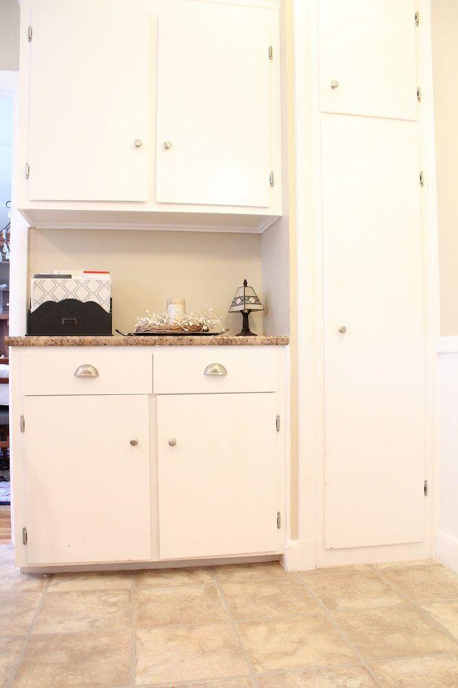 Transform Your Broom Closet Into a Pantry