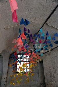 Juliana Capes - Loveletters - at Hidden Door 2015 in Edingburgh  Foto: Katharina M. Rohmeder mehr dazu auf KUNSTFOOD