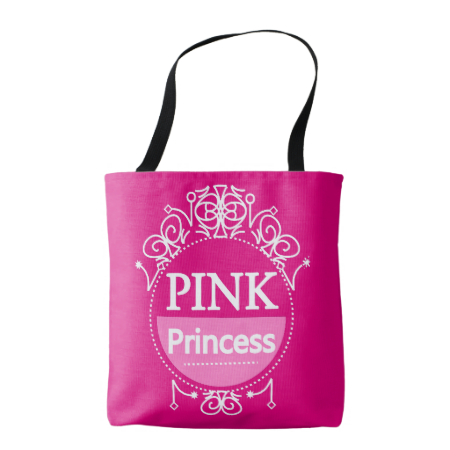 Fabulous graphic for all those girly girls young and old alike who love pink; a…