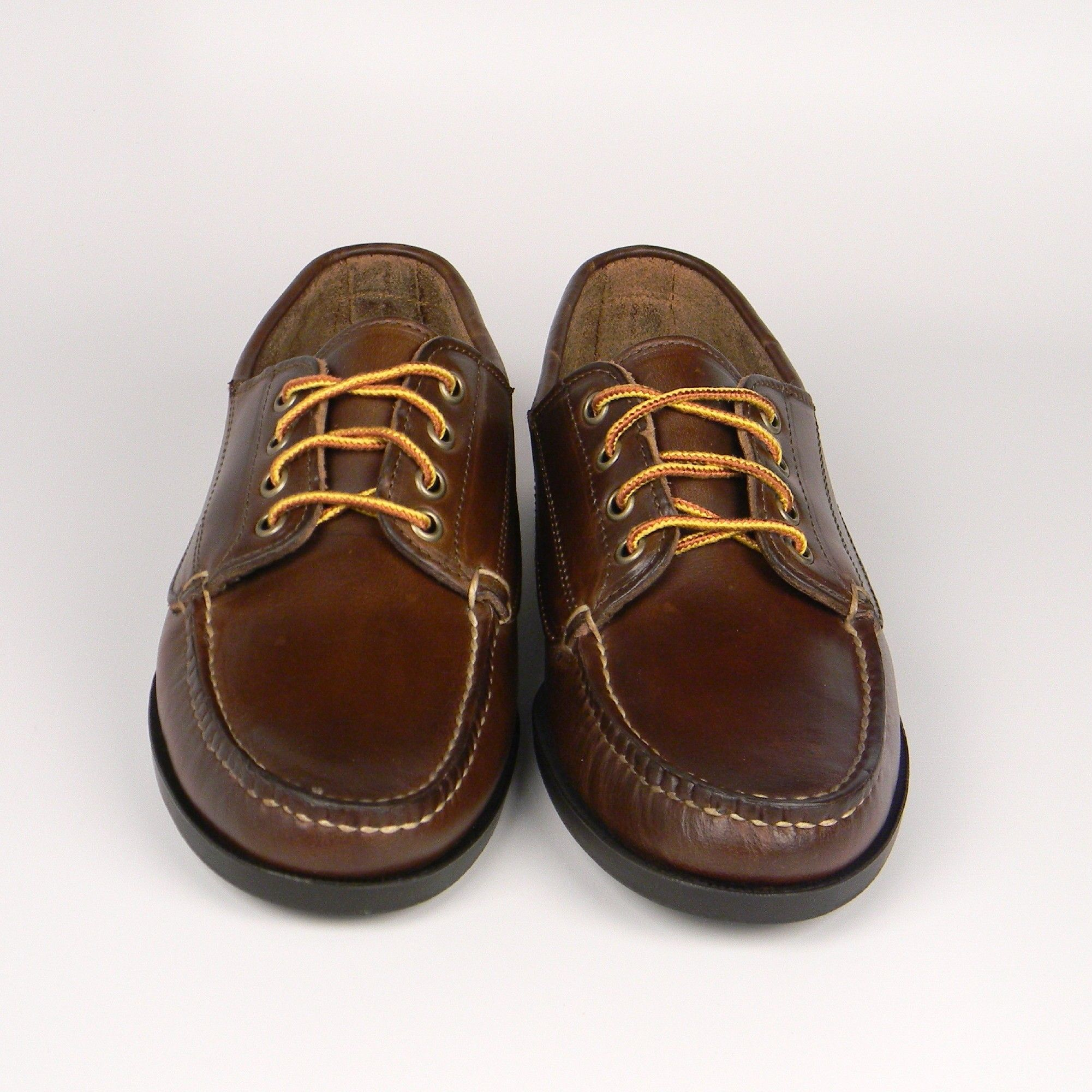how to lace dress shoes 4 eyelets
