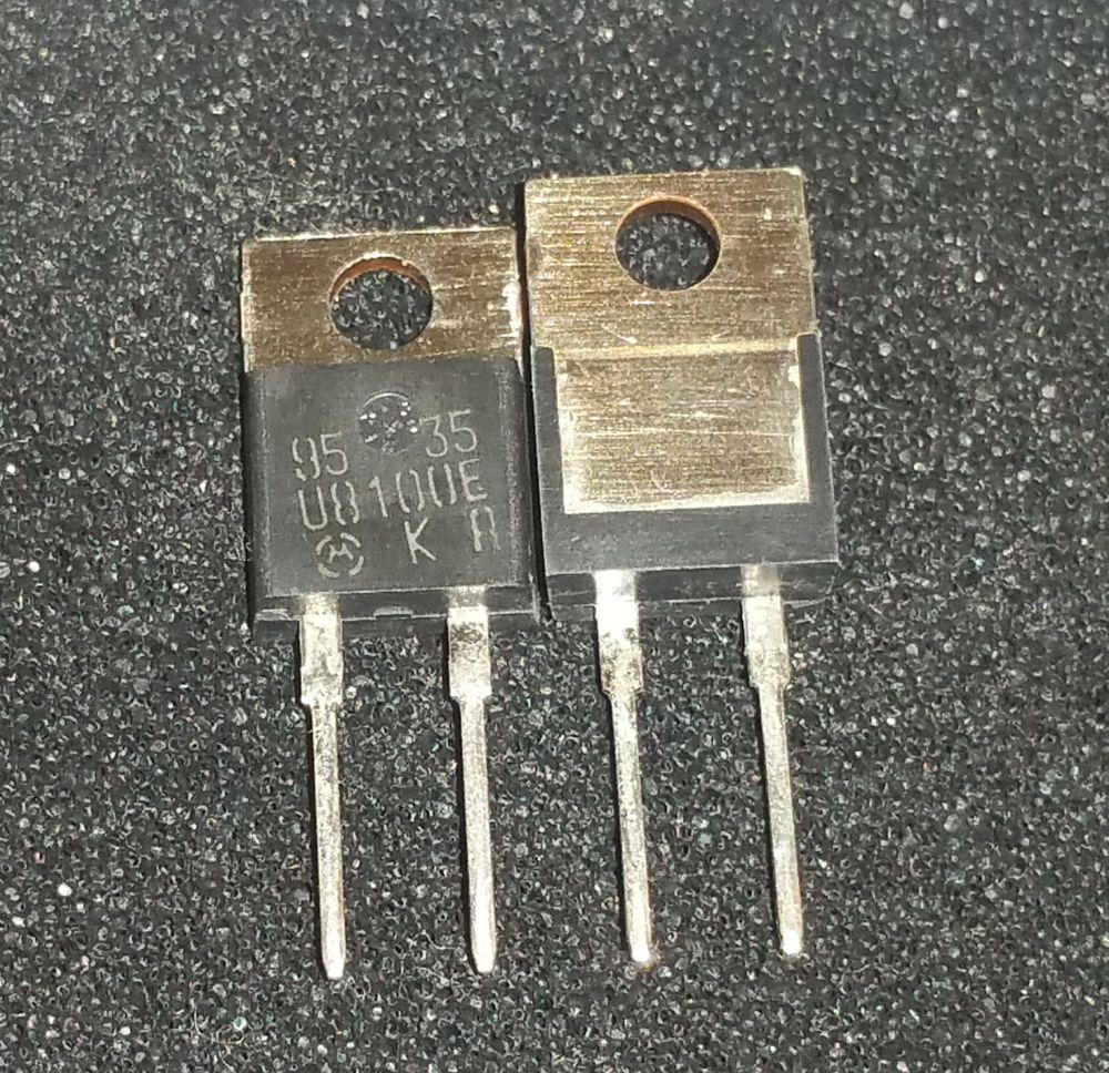 U8100e Original New Motorola Integrated Circuit Qty10 C11b1 Circuitvintage