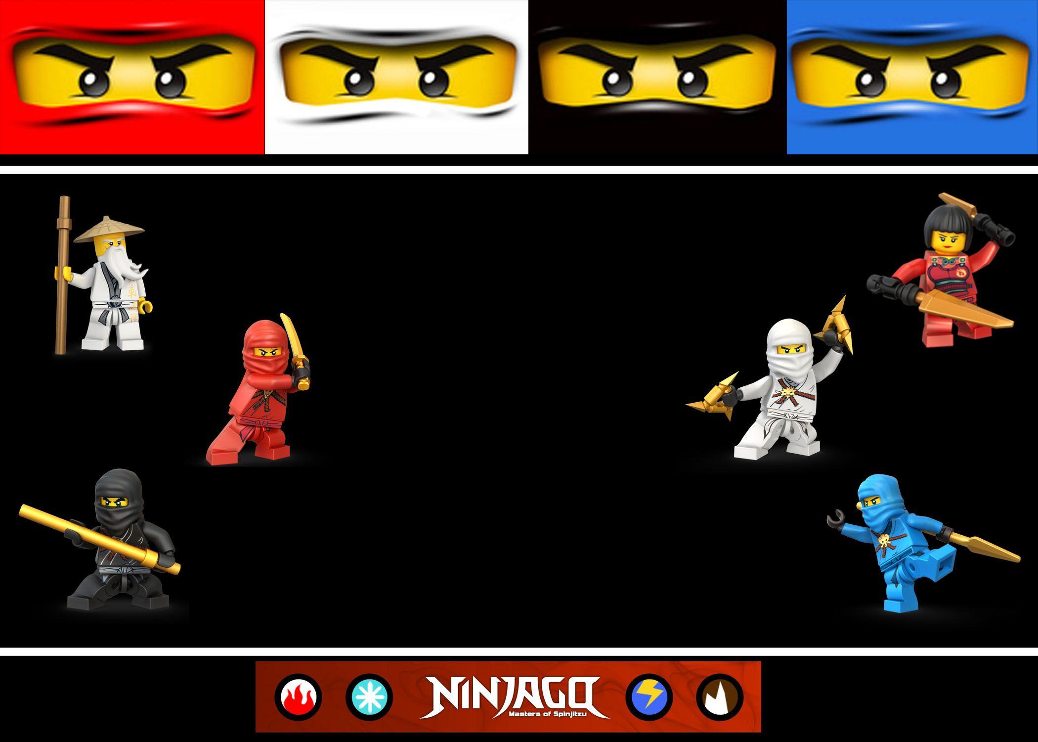 Festa Ninjago 25 Dicas Para Organizar E Decorar Bday