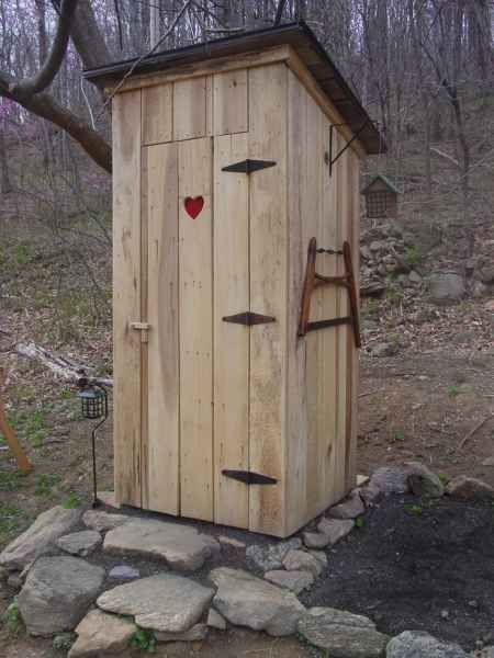 18 Outhouse Plans And Ideas For The Homestead Outhouse Building An Outhouse Building A Shed