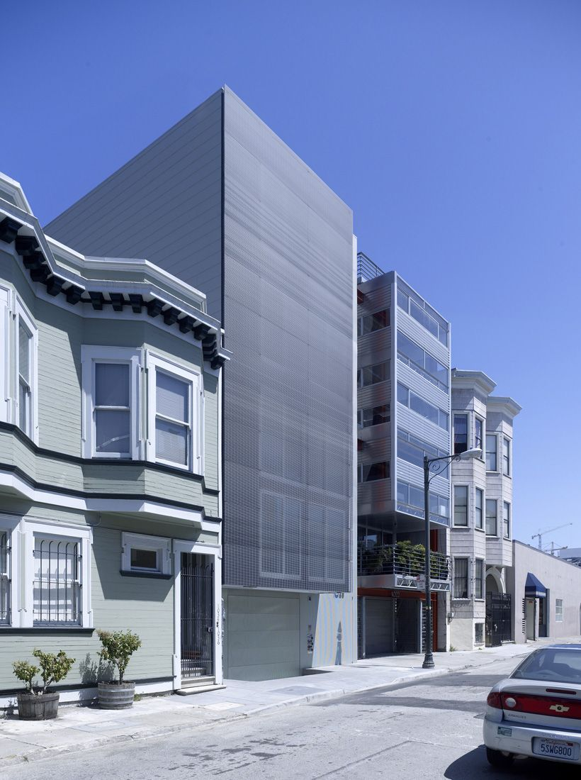Nice Stanley Saitowitz Part - 8: 1028 Natoma Street / Stanley Saitowitz   Natoma Architects