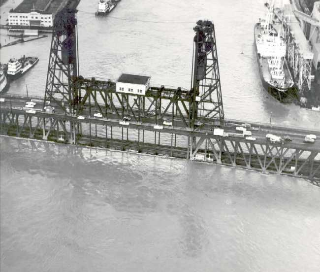 City Of Portland, Steel Bridge
