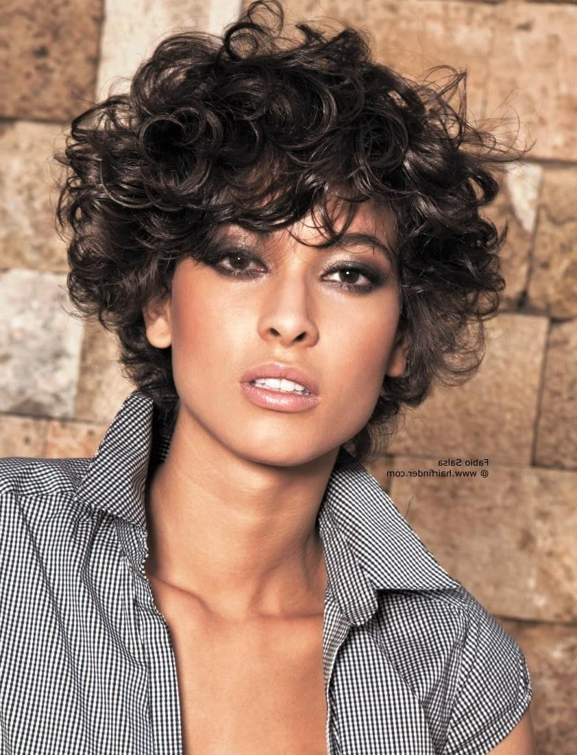 Very short curly hair women au cute hair pinterest in