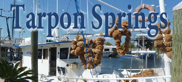A Tarpon Springs Marina That Has Huge Number Of Boat Slips And High Dry Storage