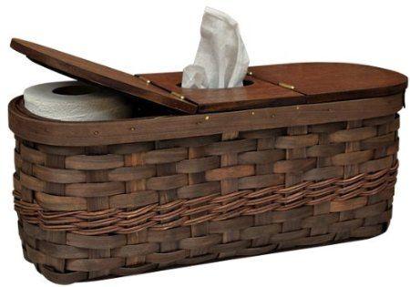 Ordinaire Toilet Tank Topper Basket   Google Search