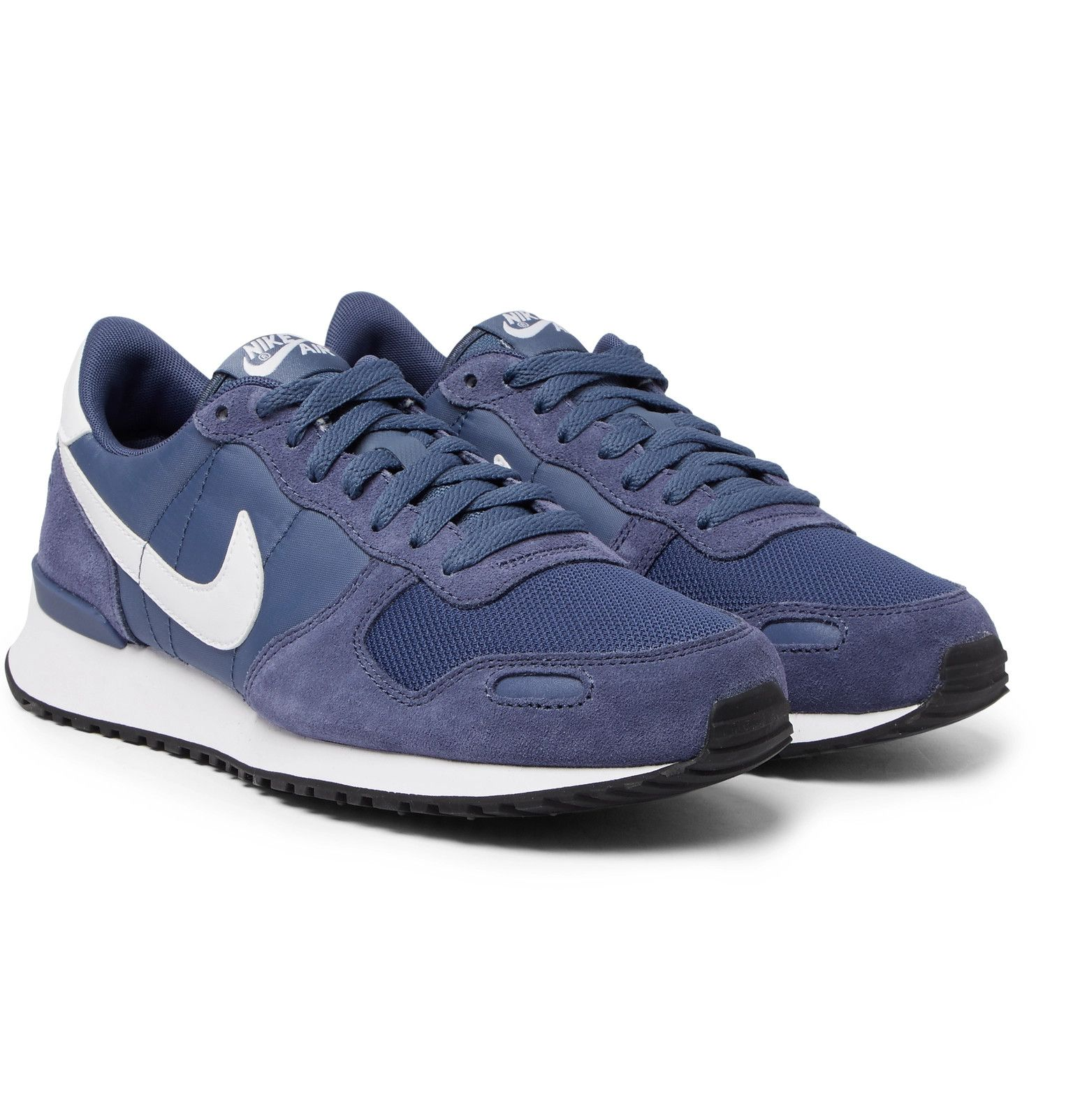 100% authentic online here best sneakers Nike - Air Vortex Suede, Nylon and Mesh Sneakers | Shoes in ...