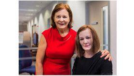 Nadine il robot human-like