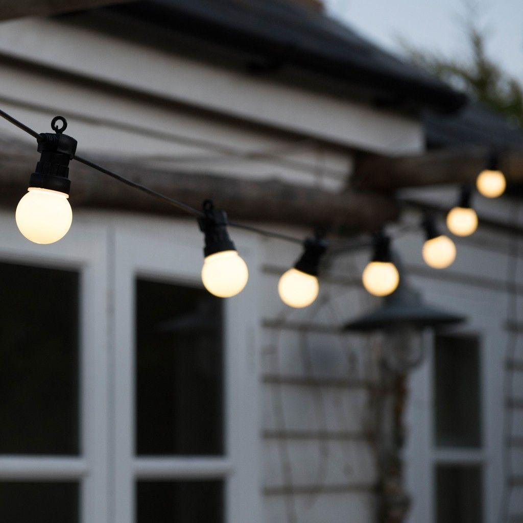 Christmas Festoon String Lights   i love retro