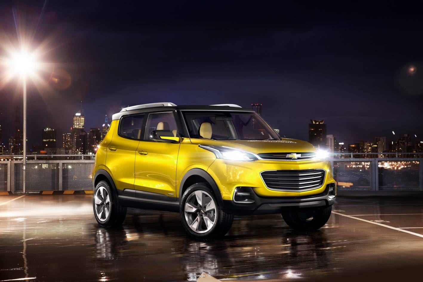 Chevrolet Cars News Chevrolet Adra small SUV for India
