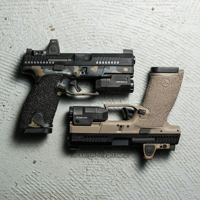 CZ p10 custom | Guns | Hand guns, Weapons guns, Guns