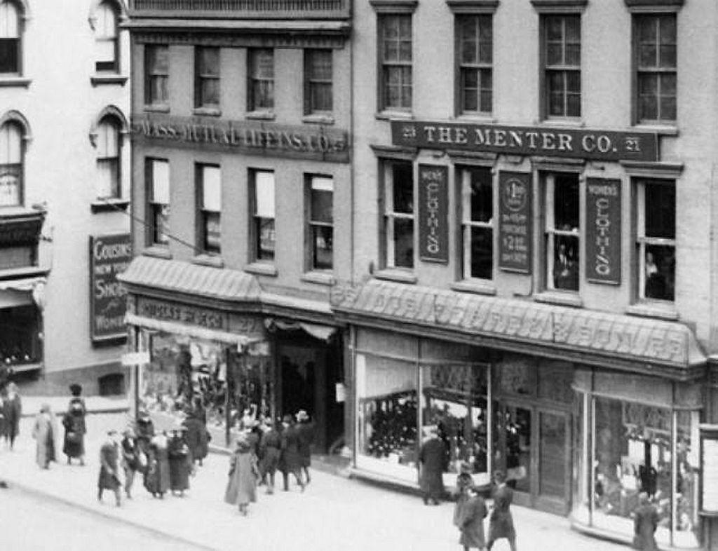 North Pearl Street At Maiden Lane Albany Ny Early 1900s Picture Places Albany Ny Albany