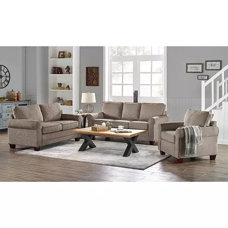 Adaline Sofa Loveseat And Chair Collection Assorted Colors Sam S Club In 2021 Living Room Sets Furniture Loveseat Living Room Love Seat