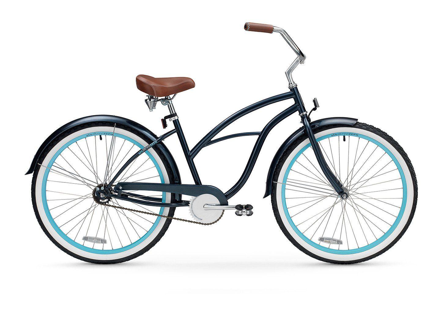 Classic Edition Single Speed Women S Beach Cruiser Bike With Images Bike Cruiser Bike Beach Cruiser Bike