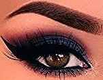 36 schmeichelhafte Ideen für hellbraune Augen