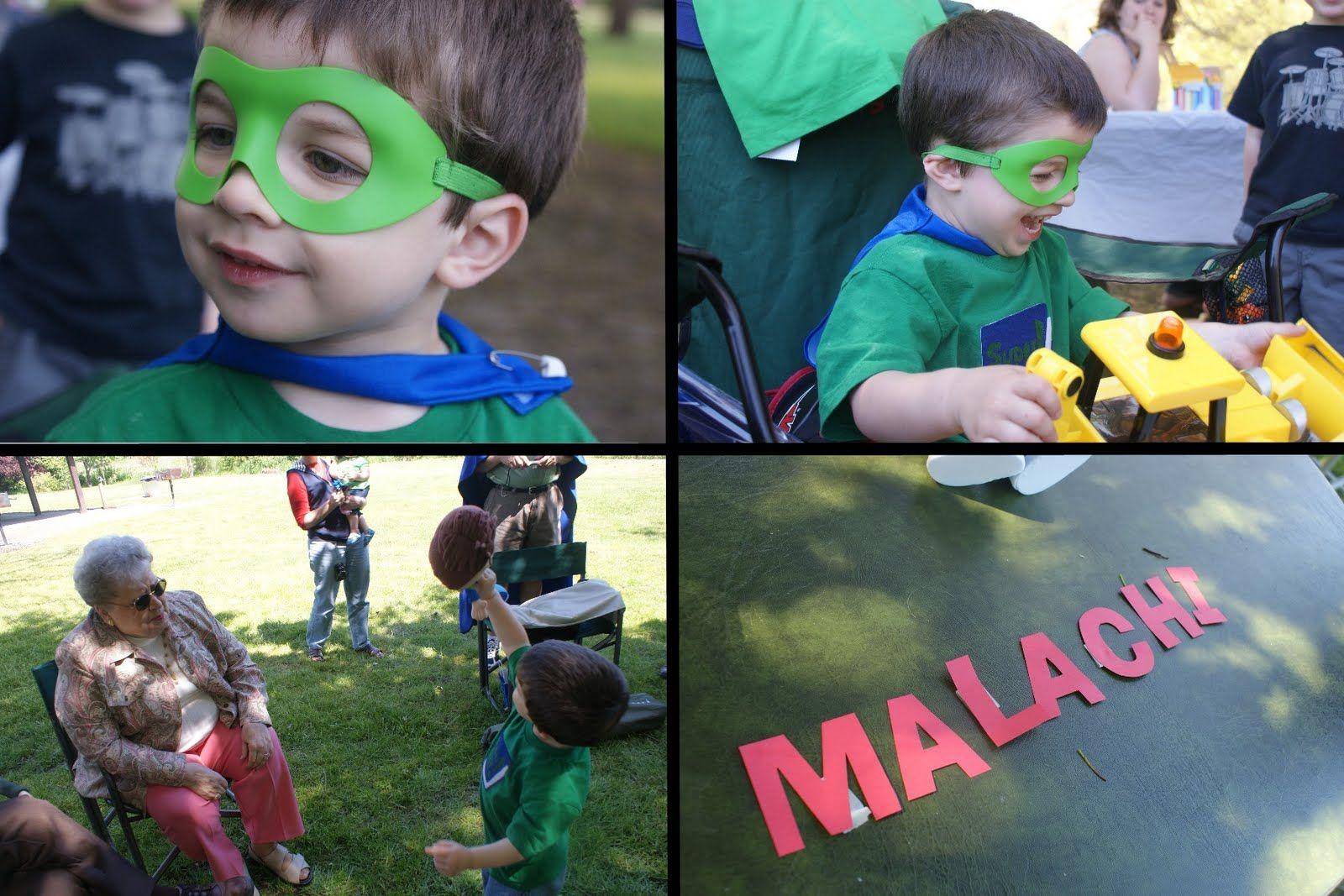 Super Why mask