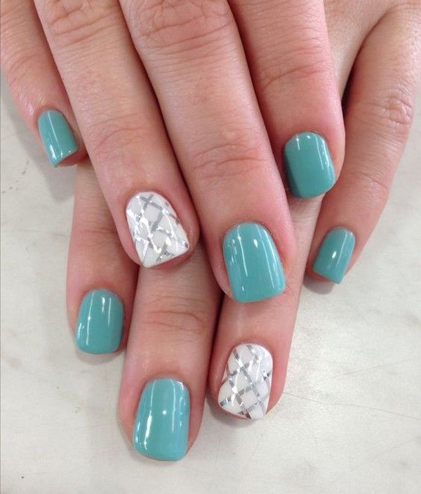 Top 10 Simple Nail Design For Working Ladies Nails Pinterest