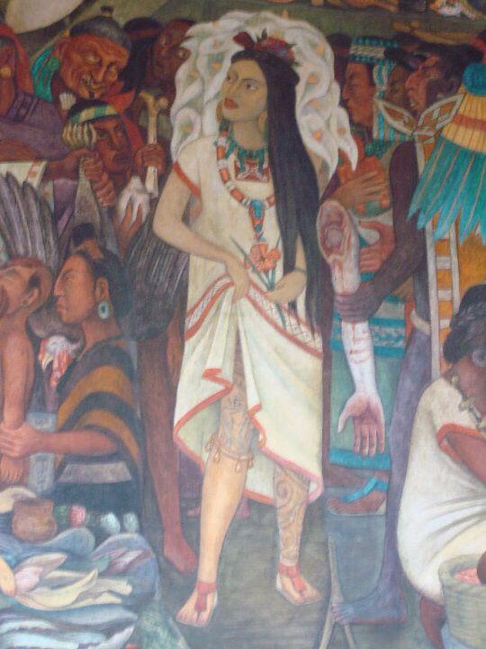 Palacio nacional mexico city mural de diego rivera la for Mural de rivera
