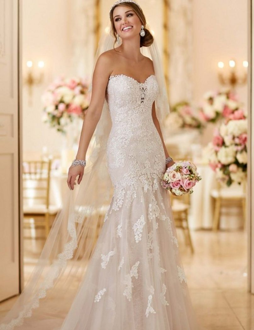 Click to buy ucuc vestido de noiva sexy mermaid wedding gowns cheap