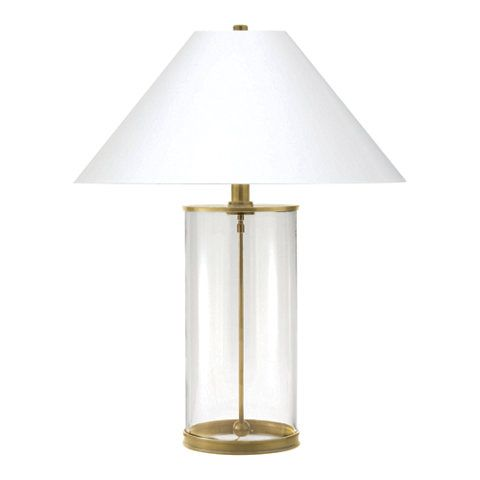Modern Table Lamp In Natural Brass Table Lamps Lighting Products Ralph Lauren Home Ralphlaurenhome Com Msr Modern Table Lamp Table Lamp Lighting Lamp