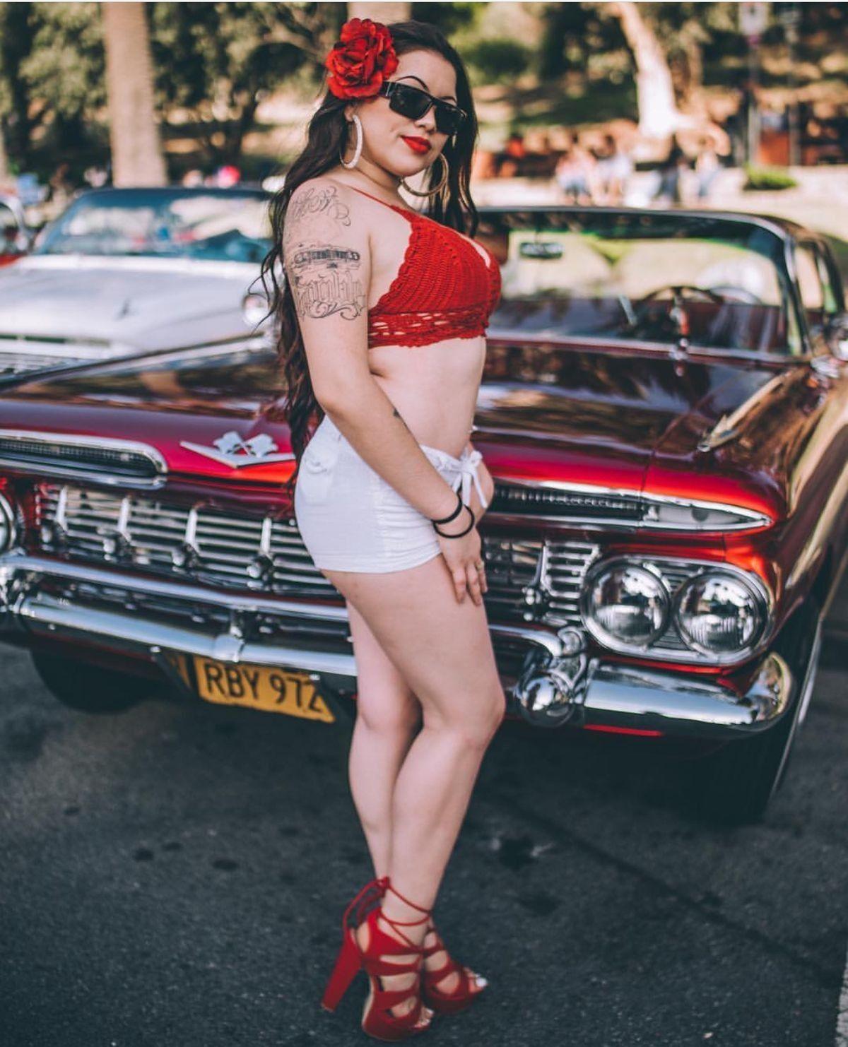 Big Tit Latina Teen Anal