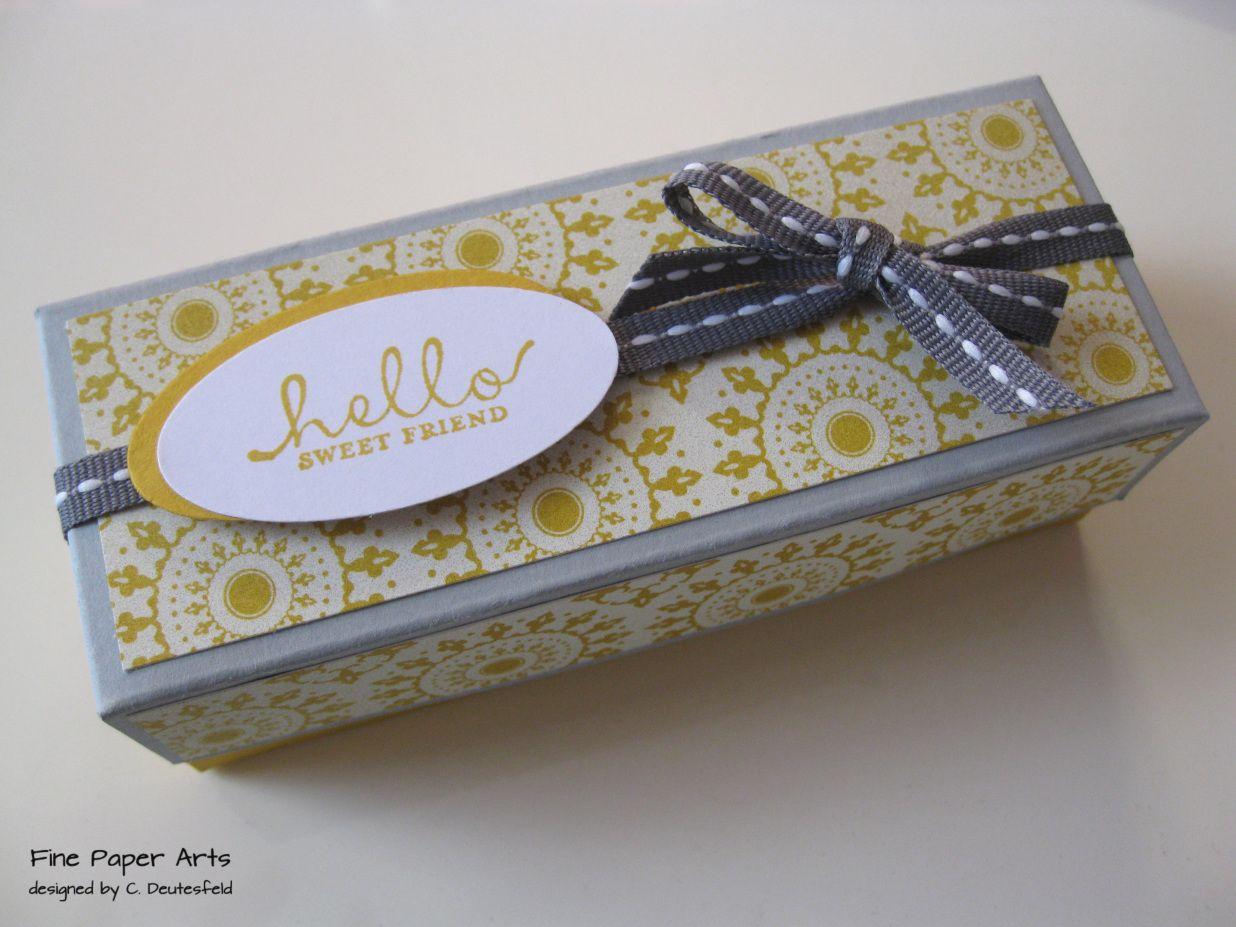 Mini-Box Sweet friend