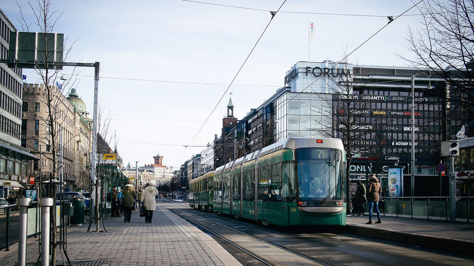 How a Finnish transportation app wants to change how we move through cities