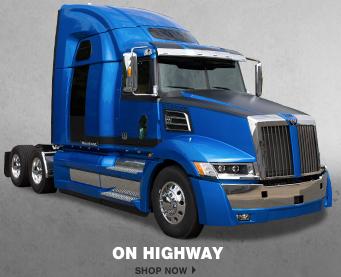 On Highway Westernstar Trucks Truck Vocational