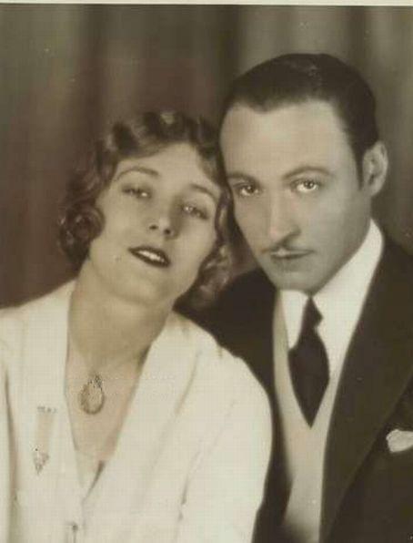 Vilma Banky And Rod La Rocque Was An American Actor November 29