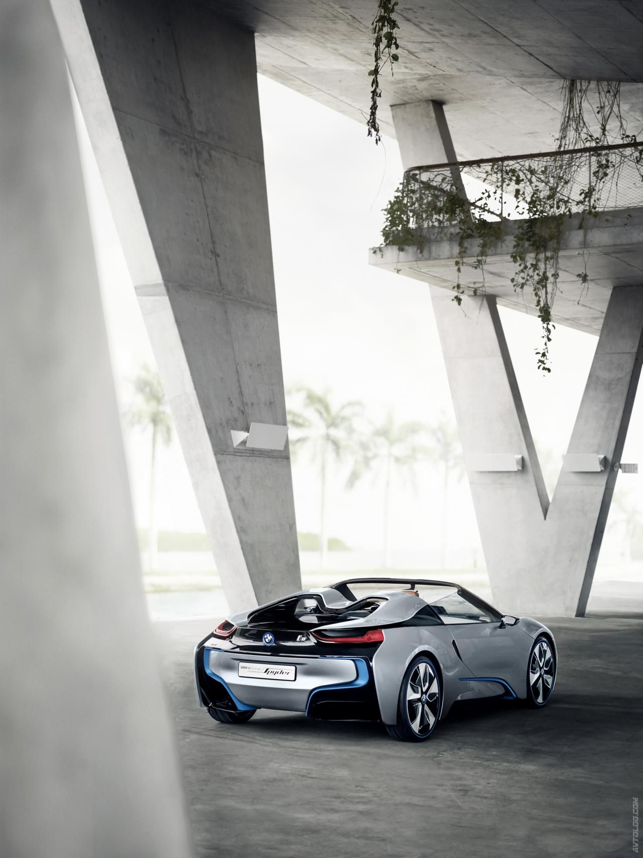 2012 BMW i8 Spyder Concept | F1 | Pinterest | Bmw i8, BMW and Cars