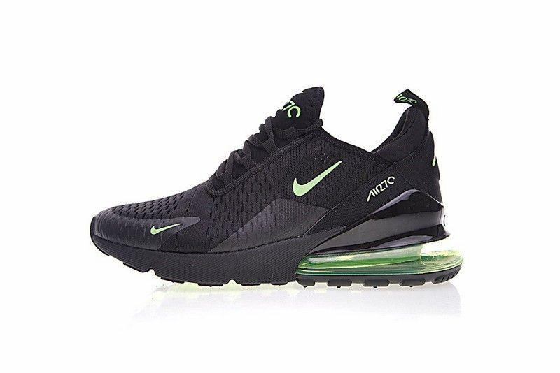 air max 270 vert et noir