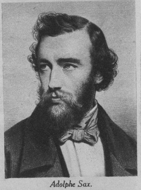 Who invented the saxophone | Adolphe Sax