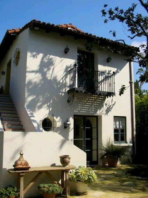 30 fachada de casa rustica blanca casas casas antiguas for Fachadas de casas mexicanas rusticas