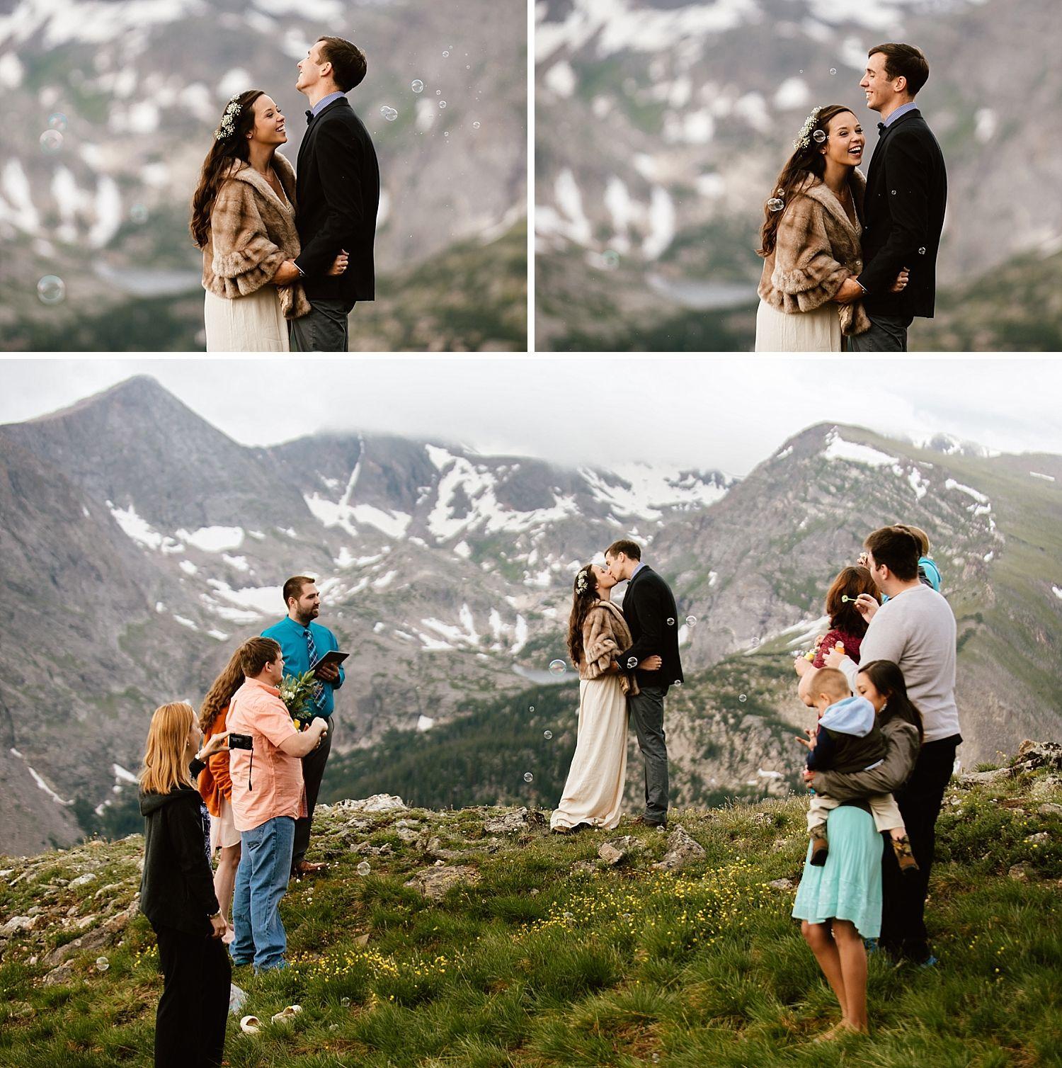Jessica Edward O Rocky Mountain National Park Elopement Estes Colorado Photographer