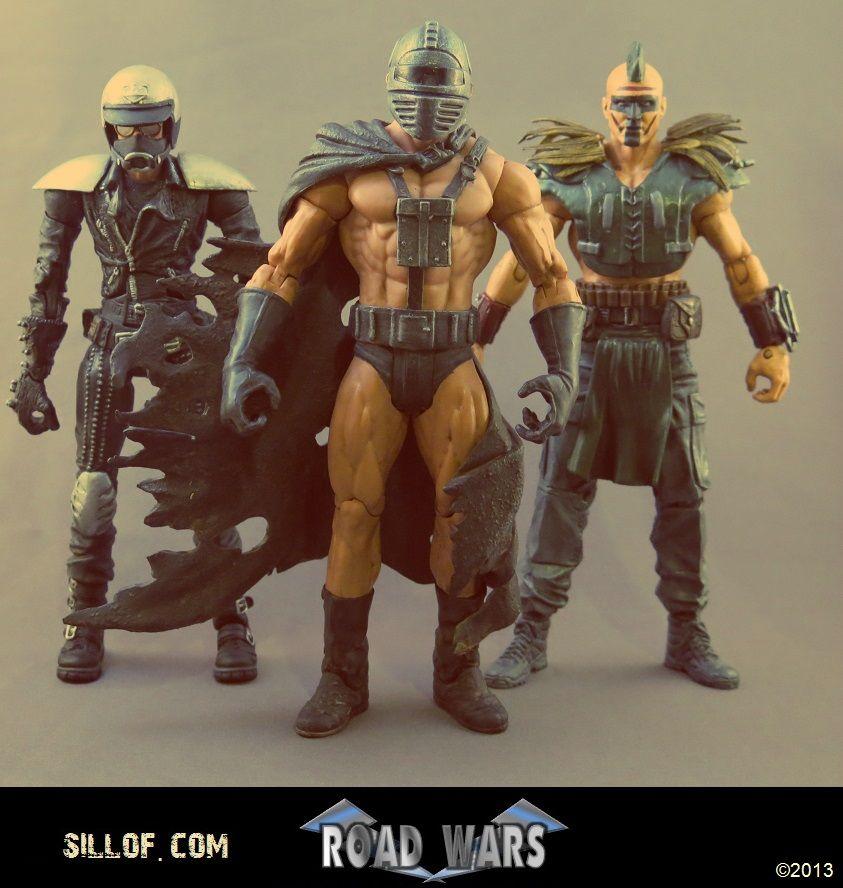 Road Wars - Bad Guys by sillof