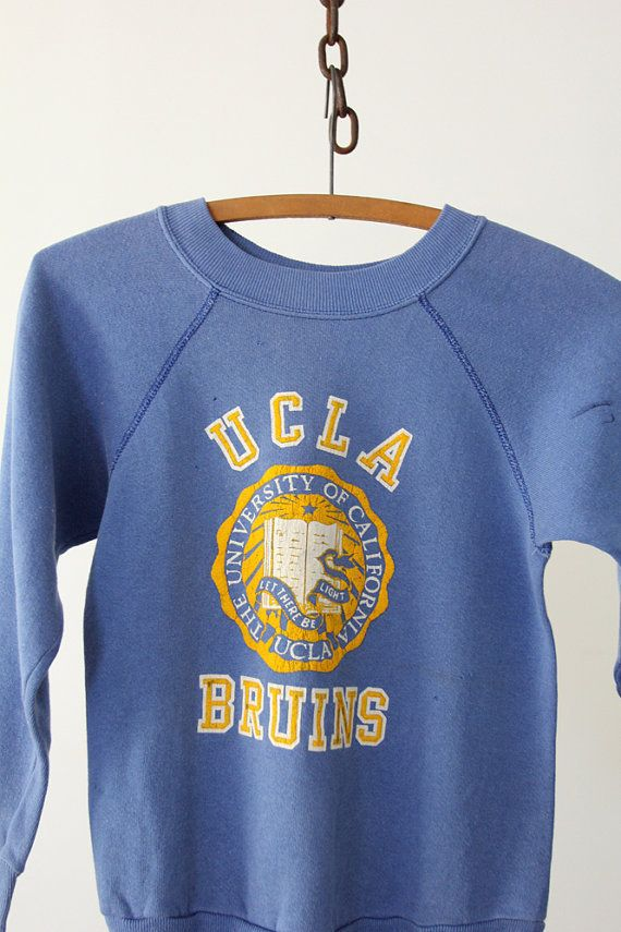 Vintage Ucla Sweatshirt  14d6710b9