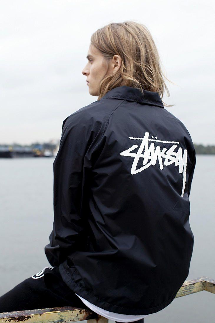 Stussy Croc Coaches Jacket Urban Streetwear Brands