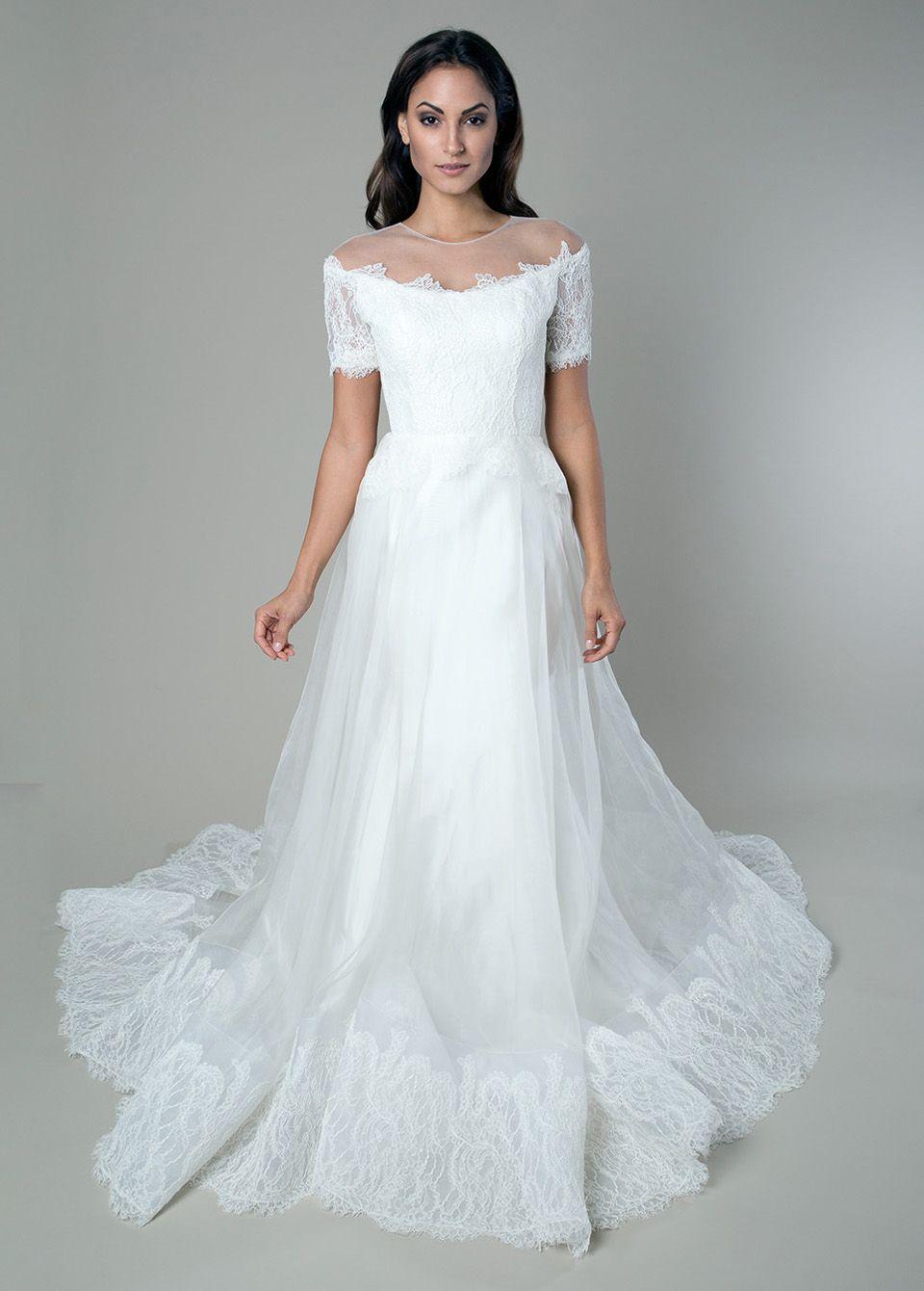 Birmingham Wedding Dresses: Vintage, Lace, Simple | Heidi Elnorahei ...